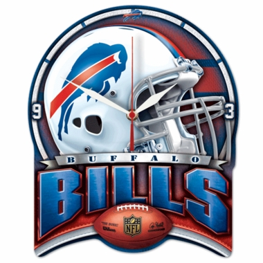Buffalo Bills High Definition Wall Clock