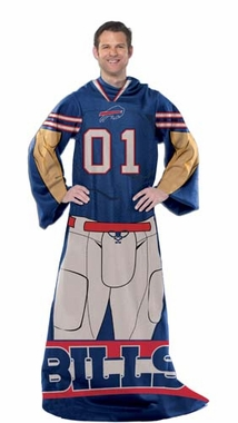 Buffalo Bills Huddler Wrap (Uniform)
