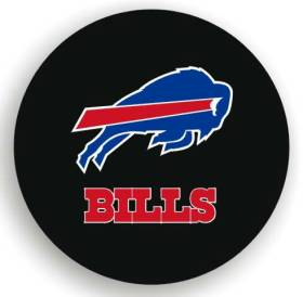 Buffalo Bills Black Tire Cover - Standard Size