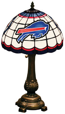 Bills Stained Glass Table Lamp