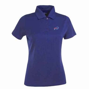 Buffalo Bills Womens Exceed Polo (Color: Blue)