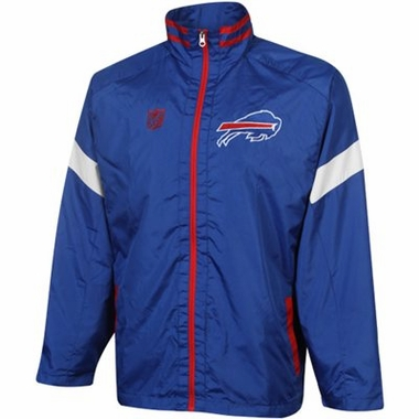 Buffalo Bills YOUTH Goal Post Lightweight Full Zip Jacket