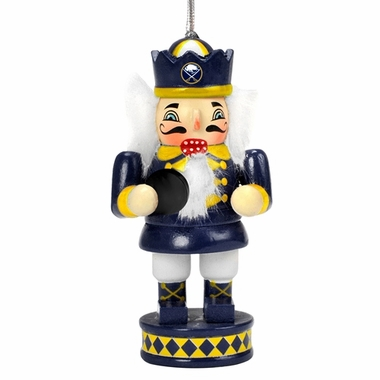 Buffalo Sabres 2012 Nutcracker Ornament