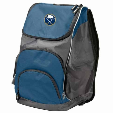Buffalo Sabres Action Backpack (Color: Navy)