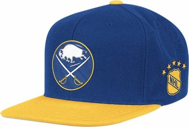 Buffalo Sabres Throwback Snapback Hat