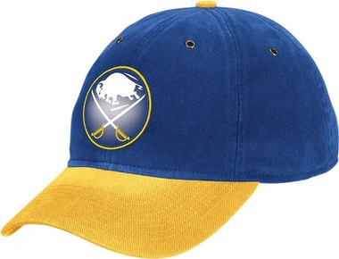 Buffalo Sabres Throwback Vintage Adjustable Hat