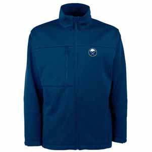 Buffalo Sabres Mens Traverse Jacket (Color: Navy) - X-Large