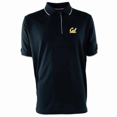 Cal Mens Elite Polo Shirt (Color: Navy)