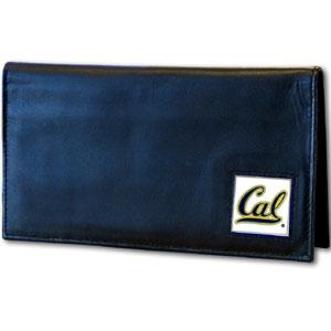 Cal Leather Checkbook Cover (F)