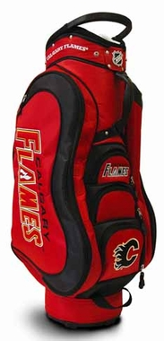 Calgary Flames Medalist Cart Bag