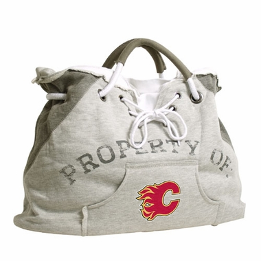 Calgary Flames Property of Hoody Tote