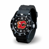Calgary Flames Watches & Jewelry