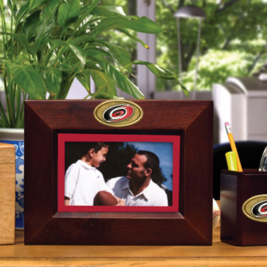 Carolina Hurricanes BROWN Landscape Picture Frame