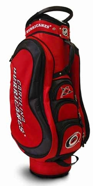 Carolina Hurricanes Medalist Cart Bag