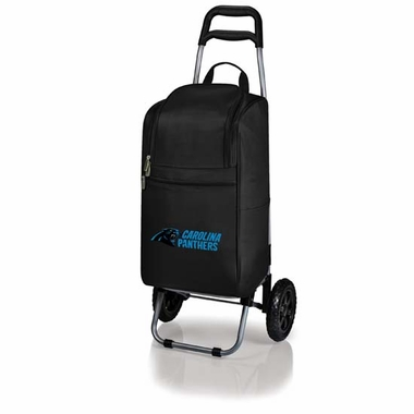 Carolina Panthers Cart Cooler (Black)
