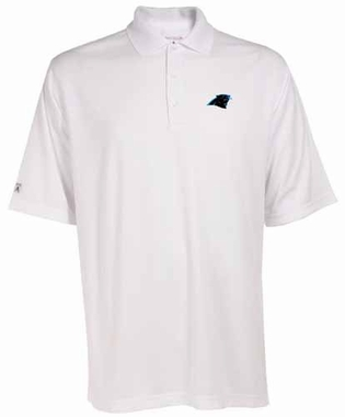 Carolina Panthers Mens Exceed Polo (Color: White)