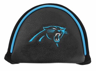 Carolina Panthers Mallet Putter Cover