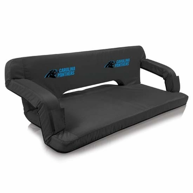Carolina Panthers Reflex Travel Couch (Black)