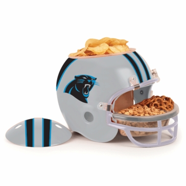 Carolina Panthers Snack Helmet
