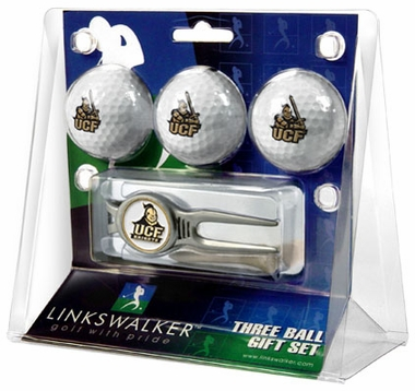 Central Florida 3 Ball Gift Pack With Kool Tool