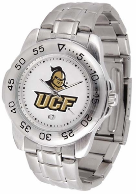 Central Florida Sport Men's Steel Band Watch