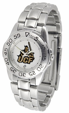 Central Florida Sport Women's Steel Band Watch