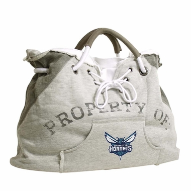 Charlotte Hornets Property of Hoody Tote