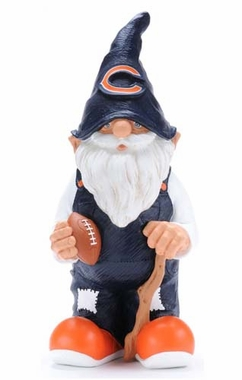 "Chicago Bears Garden Gnome - 11"" Male"