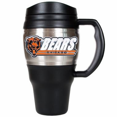 Chicago Bears 20oz Oversized Travel Mug