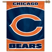Chicago Bears Flags & Outdoors