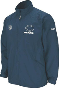 Chicago Bears 2nd Season Static Storm Lightweight Jacket - Small