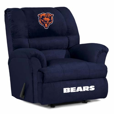 Chicago Bears Big Daddy Recliner