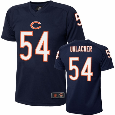Chicago Bears Brian Urlacher Youth Performance T-shirt
