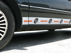 Chicago Bears Car Trim Magnets