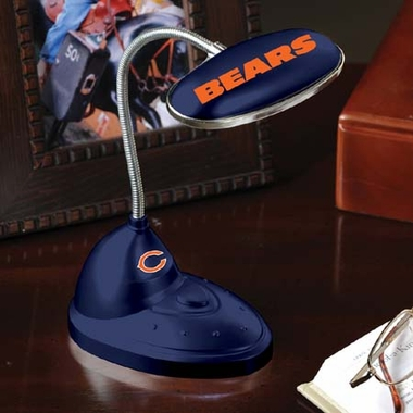 Chicago Bears Mini LED Desk Lamp