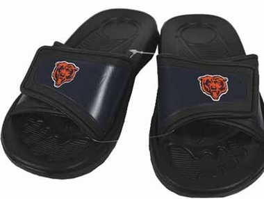 Chicago Bears Shower Slide Flip Flop Sandals - Medium
