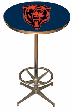 Chicago Bears Team Pub Table