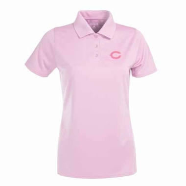 Chicago Bears Womens Exceed Polo (Color: Pink)