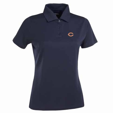 Chicago Bears Womens Exceed Polo (Color: Navy)
