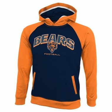 Chicago Bears YOUTH NFL 2013 Active Pullover Hooded Sweatshirt
