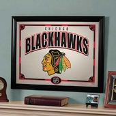 Chicago Blackhawks Game Room