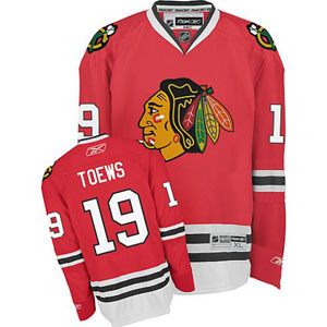 Chicago Blackhawks Jonathan Toews Youth Team Color Replica Jersey - Large / X-Large