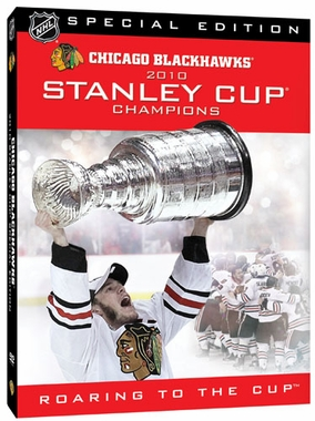 Chicago Blackhawks NHL Stanley Cup Champions 2010: Special Edition DVD Set