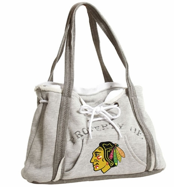 Chicago Blackhawks Property of Hoody Purse
