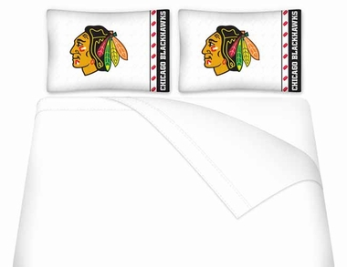 Chicago Blackhawks Sheet Set