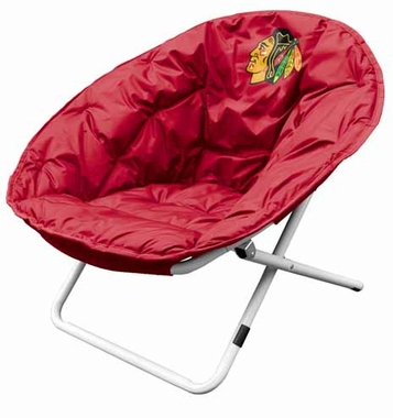 Chicago Blackhawks Sphere Chair