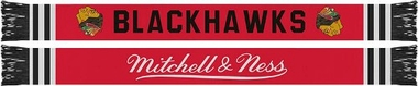 Chicago Blackhawks Vintage Team Premium Scarf