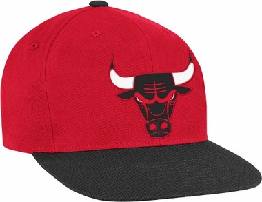 Chicago Bulls 2-Tone Vintage Snap back Hat