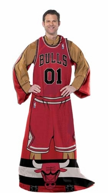 Chicago Bulls Comfy Wrap (Uniform)