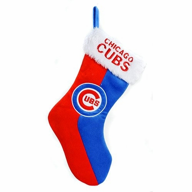 Chicago Cubs 09 Christmas Stocking